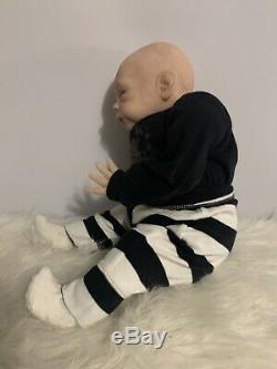 Reborn Baby Fantasy Zombie 19 Doll Joey Kit From BB Artist Gingerlynn
