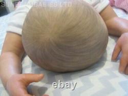 Reborn Doll 7lbs Baby Was Rose Bountiful Baby By Artist Dan Sunbeambabies Ghsp