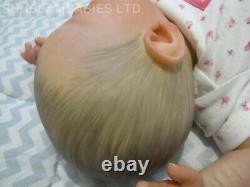 Reborn Doll Baby 20 Was Gena Bountiful B By Artist 7yrs Dan Sunbeambabies Ghsp