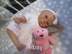 Reborn Doll Bountiful Baby Trey Michelle Fagan 20 By Artist Dan Sunbeambabies