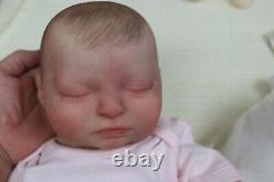 Reborn Doll Realborn Baby Was Phineas Coa Artist 9yrs Marie Sunbeambabies Ghsp