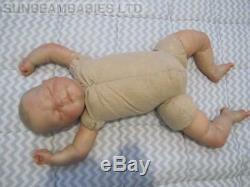 Reborn Toddler Bountiful Baby Boy Ross By Artist 7yrs Dan At Sunbeambabies Ghsp