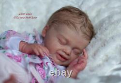 Reborn baby doll Lucrecia (Lucrecia by Natali Blick)/Artist Tatyana Melnikova