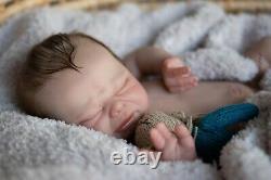 Reborn boy/ LE Vincent by Nikki Jonston/OOAK/reborn artist Oksana Shomeva