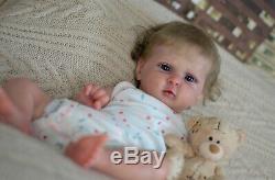 Reborn doll, baby Jocy, reborn artist Olga Konovnina, my sweet babies