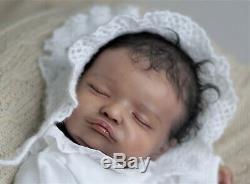 Rosalie baby reborn doll, realistic artist Olga Konovnina, cute babies