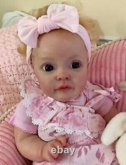 SUE SUE An Award Winning Art Doll by Artist Priscilla Anne Artful Baby Reborns