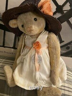 Susanne Tauber OOAK artist bear