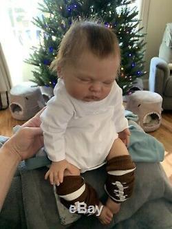 Sylvia Creations, Prototype Artist, Reborn, Baby Donna Rubert, Bountiful Baby