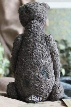 Teddy Handmade Toy Collectable Gift Animal Doll OOAK Star Bear Starry Sky Night
