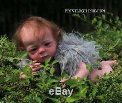 Unique! Reborn Elf Made By Privilege Reborn Artist
