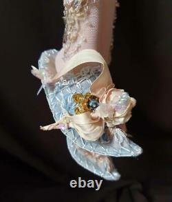 Venera Elf reborn doll by Olga Tschenskaya reborn artist Arina Hristova