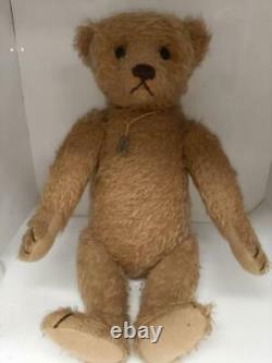 Vintage 13 OOAK Mohair Teddy Bear by Artist Sharon Barron, Fully Jointed