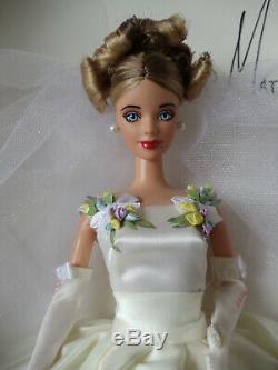 Vintage 1999 OOAK BARBIE Doll by Artist LUIS MATURINO Handmade MINT & GORGEOUS