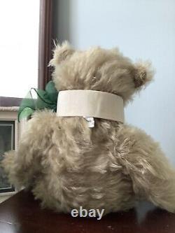 Vintage Charming Teddy Bear Handmade By OOAK Artist Pat Murphy 16 Mohair