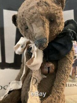 Whendi's Bears OOAK artist bear by Wendy Meagher