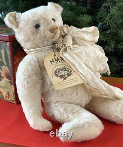 12 Mohair Artist Bear Pearl Par Vivianne Galli De Hug Me Again Teddy Bears