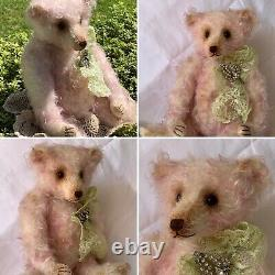 12 Mohair Artiste Teddy Eloise Webbery Par Rachel Ward De Barricane Bears Ooak
