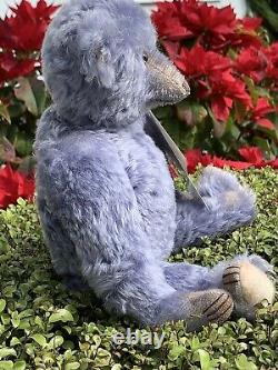 13.5 (34.5cm) Artiste Mohair Bear'jeremiah Bradwell' Rachel Ward Barricane Bears