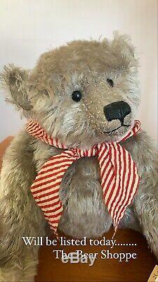 16 Mohair Artiste Teddy Bear Rudy Pat Murphy 1995 Toby Candidat