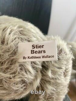 16 Stier Bear Par Kathleen Wallace