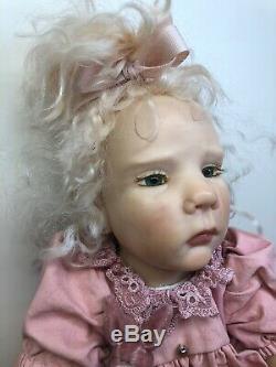 19 Ooak Artiste Doll Cernit Polymer Clay Jessica Par Debra Lynn Novak