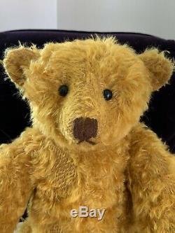 20 Mohair Artiste Teddy Bear Par Terry John Woods- Voir Les 3 Tjws Pour Vente