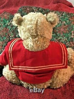 22 + 10 Ooak Mohair Artiste Bears De Pat Murphy -'willow ' And'amon