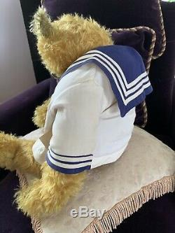 22 Mohair Artiste Teddy Bear Arley Par Pat Murphy - Ooak Perfection