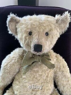 26 Mohair Artiste Teddy Bear Par Terry John Woods -'mr. Grains C. 2013' Ooak