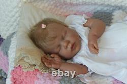 50% Paiement Custom Reborn Baby Noah Par Reva Schick Artiste Expérimenté