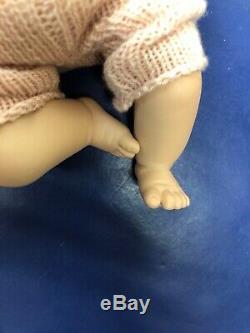 9 Wiltrud Stein Artiste Porcelain Doll Bele Allemande 16/30 Peinte À La Main Avec La Boîte