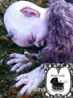 Alternative Bébé Reborn Lmt Ed. Ferdinand Artiste Ooak