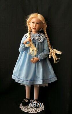 Angelina Ooak Doll 74 CM 29 Pouces Par Svetlana Artiste Grishko Main