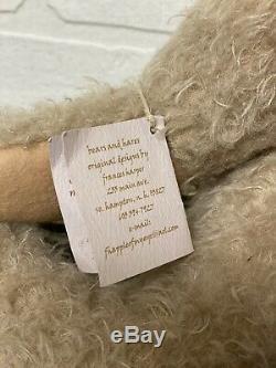 Apple Teddy My Eye Ours Frances Harper 19 Mohair Oldetimer Rare