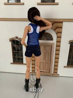 Artiste Ooak 1/6 Bjd Ancienttales Legit Barbie Redevance Mode Grande Taille Phicen