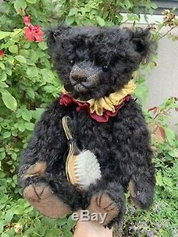 Artiste Ours En Peluche Teddy Bear Main Ooak