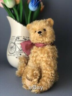 Artiste Ours Rhymes Ours En Peluche Clémentine, Ours Ooak