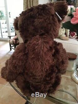 Atlantique Ours Grand 61cm Pour Teddy Bears Of Witney