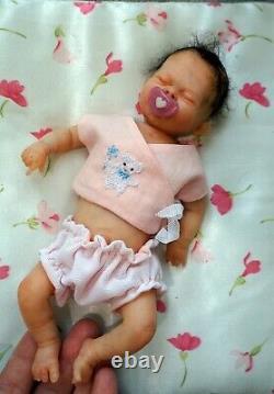 Bjd Poupée Ula 20 CM 8 Pouces Ooak Artist Doll Par Svetlana Grishko