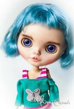 Blythe Doll Ooak Takara Blythe Poupée Artiste De Manndolls Arina Mann