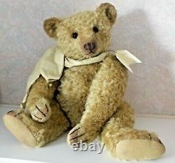 Cederic De Daniela Melse (dany-baeren) Ooak Artist Bear 2021