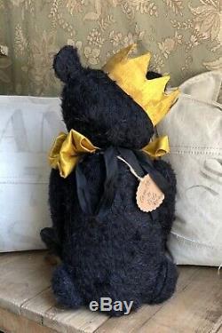 Charme Main Artiste Teddy Bear Camillo Par Nicole Stepien