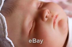 Custom Made Ooak Bébé Fille Ou Garçon Realborn Joseph Par L'artiste Marie Avec Coa