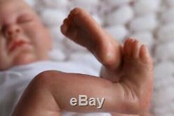 Dernier Reborn Baby Doll Preemie Précoce Artiste De Marie 9yrs (varie Outfit)