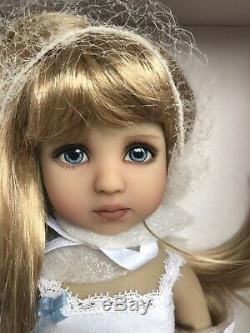 Dianna Effner 13 Petite Chérie Doll Sculpt # 4 Artiste Helen Skinner 31 Mai 2019