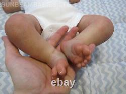Doll Bountiful Reborn Bébé Était Spencer Par Dan Artiste 6yr At & Sunbeambabies Cadeau