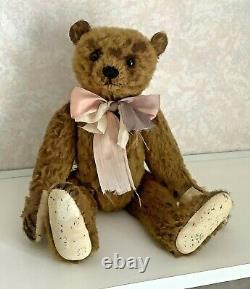 Dunley De Forget-me-pas Bears Ooak Artist Bear