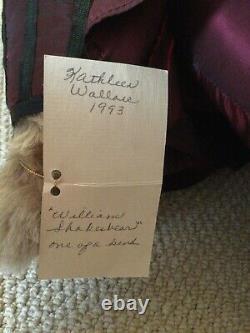 Étiquette De Kathleen Wallace De Pennsylvanie 22 Pouces. Shakespier 1 De 1