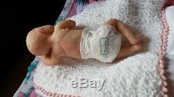 Full Body 9 L 12 Oz Poids Silicone Bébé Fille Par L'artiste Jenny Jill Incroyable